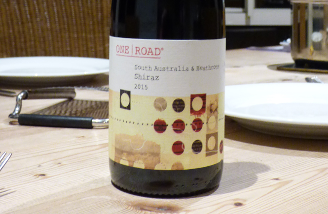 One Road Shiraz