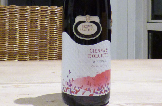 Brown Brothers Cienna & Dolcetto