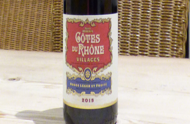 Cotes Du Rhone Villages