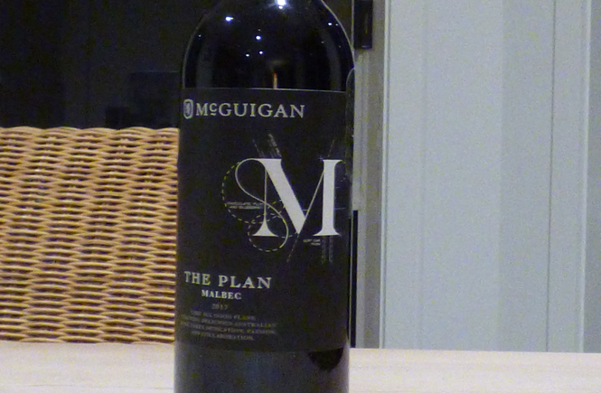 McGiuigan The Plan Malbec