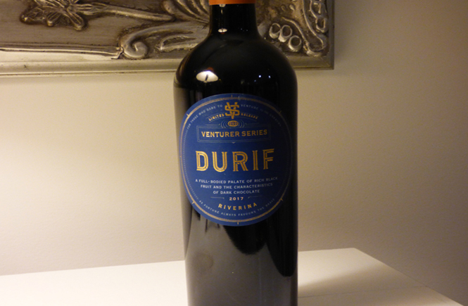 Durif Riverina 2017