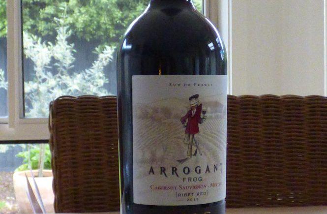 Arrogan Frog Cabernet Sauvignon Merlot