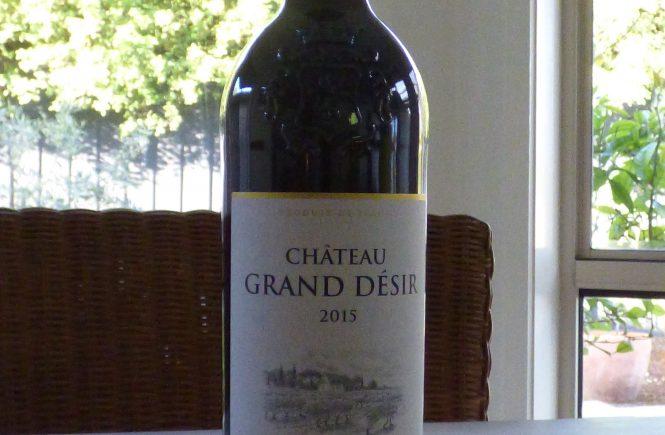 Chateau Grand Desir Bordeaux