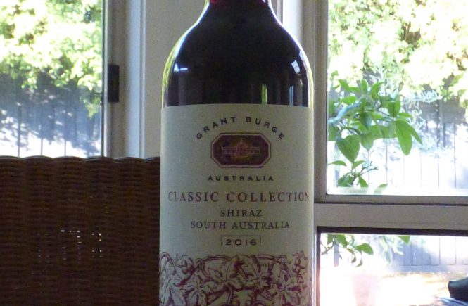 Grant Burge Classic Collection Shiraz