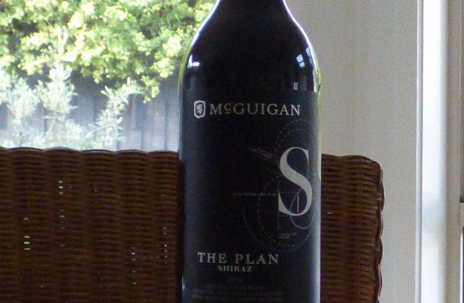 McGuigan The Plan Shiraz
