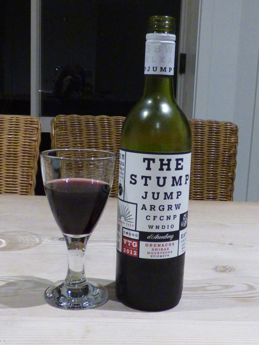 The Stump Jump Shiraz