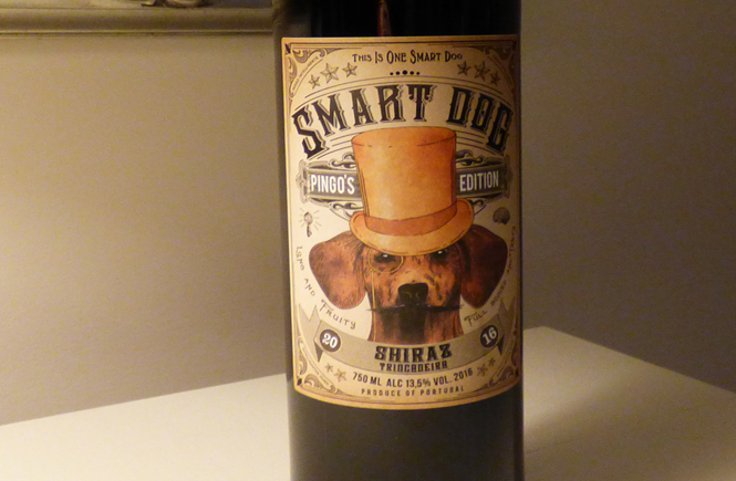 Smart Dog Shiraz and Trincadeira