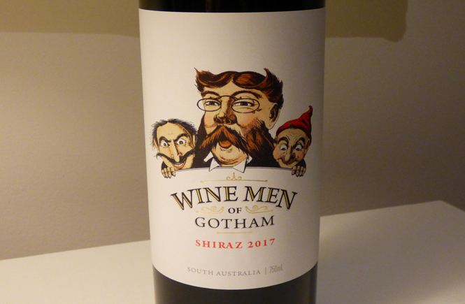 Wine Men of Gotham