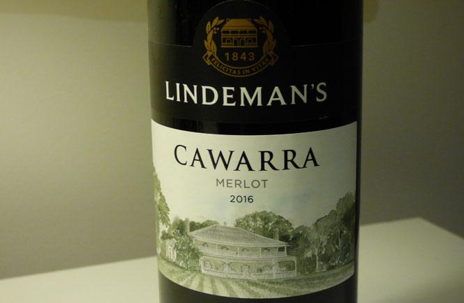 Lindemans Cawarra Merlot