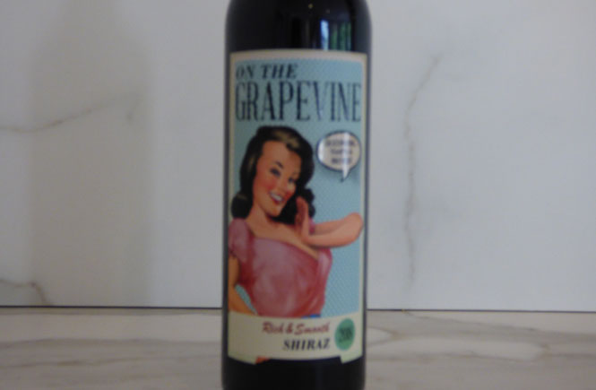 On the Grapevine Shiraz 2018