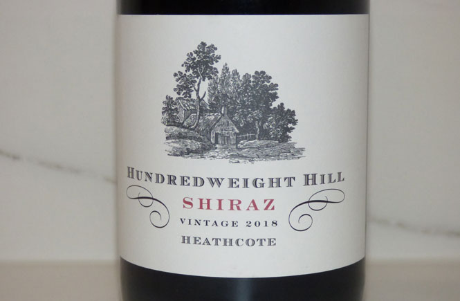 Hundred-Weight-Hill Shiraz Vintage