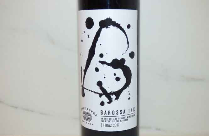 Barossa-Ink Shiraz
