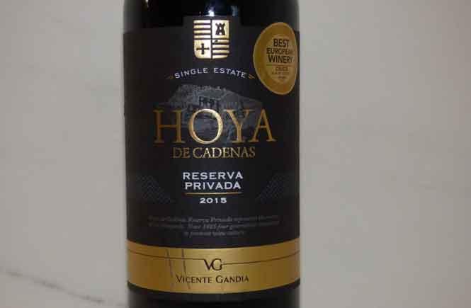 Hoya-DeCadenas Reserva Privada