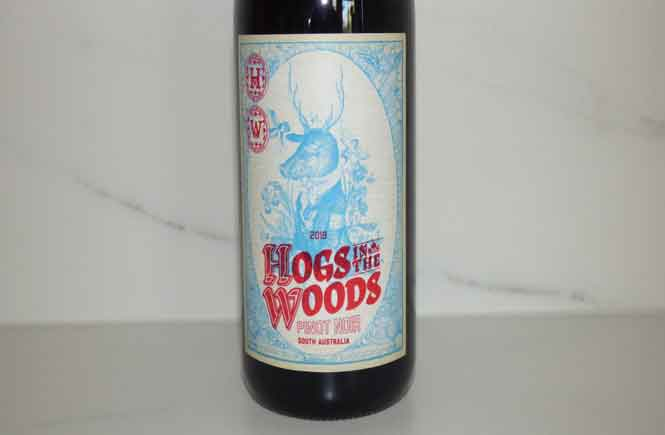 Hogs in the Woods Pinot Noir