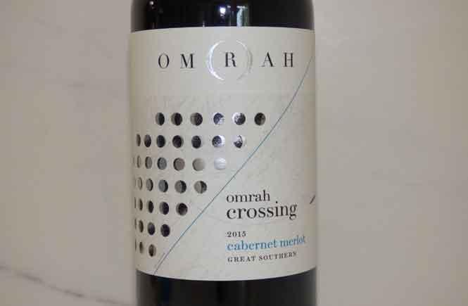 Omrah Crossing Cabernet Merlot