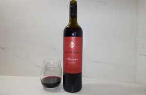 Eden Hall Springton Shiraz