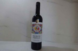 Red Blend Portuguese Wine