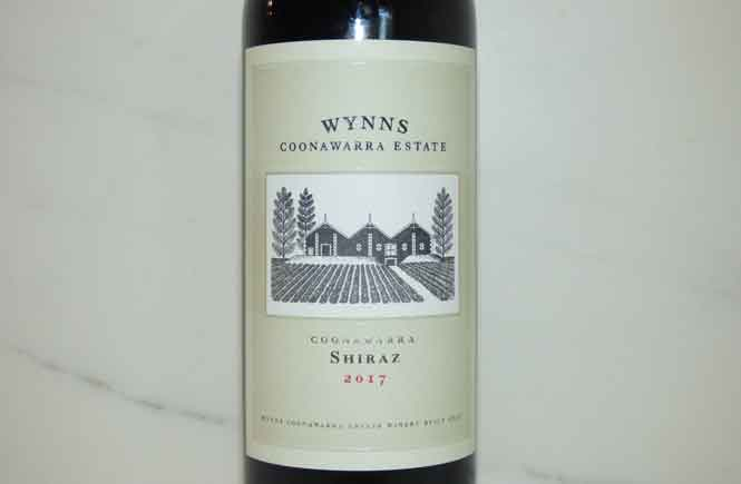 Wynns Shiraz