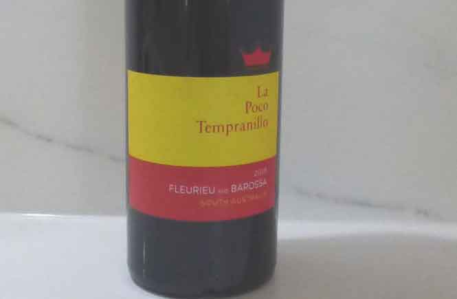South Australia Tempranillo