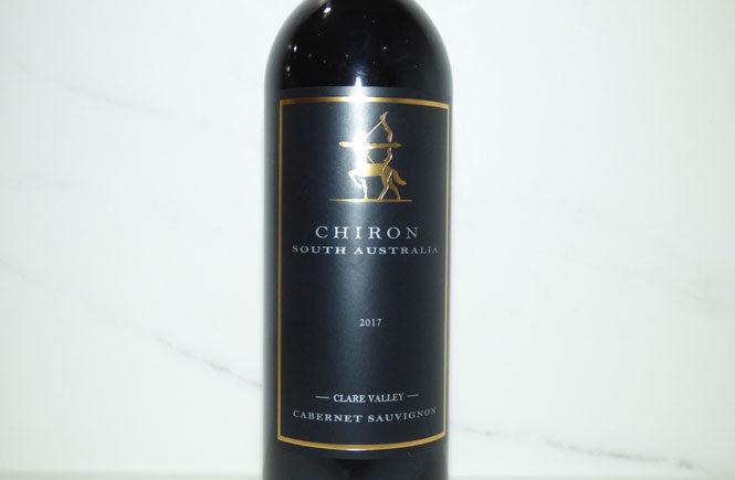 Chiron Cabernet Sauvignon label